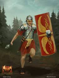 Burning Rome - Legionary -