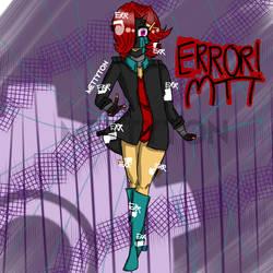 ErrorTale!Mettaton by mettyton