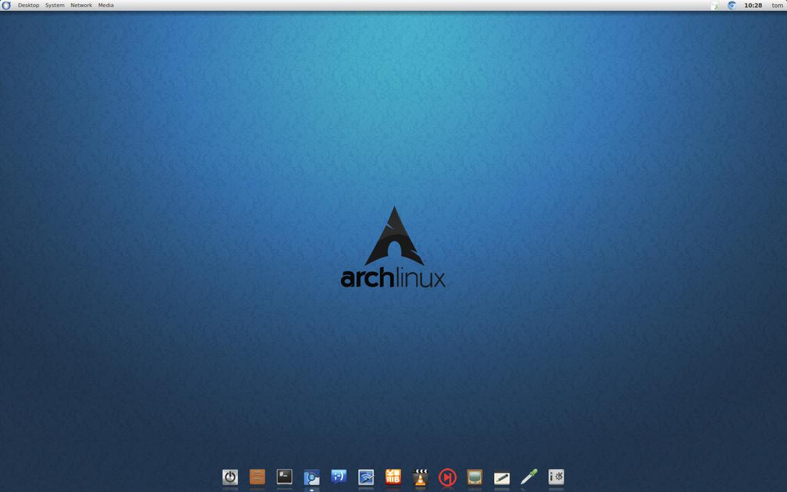 Arch Linux Setup Gnome Shell – Fondos de Pantalla
