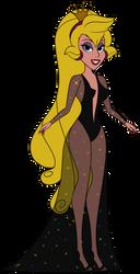 Princess Daphne by moshigal156
