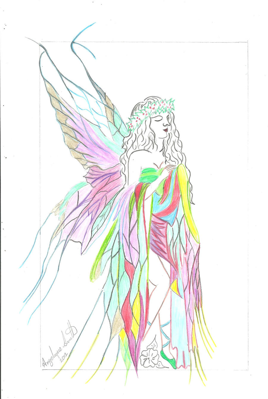 earth angel fairy by angels pixie d on deviantart