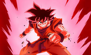 Dragonball Z - Goku Kaiohken