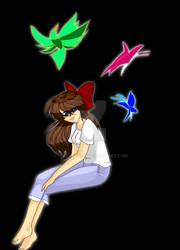 Buterfly Girl