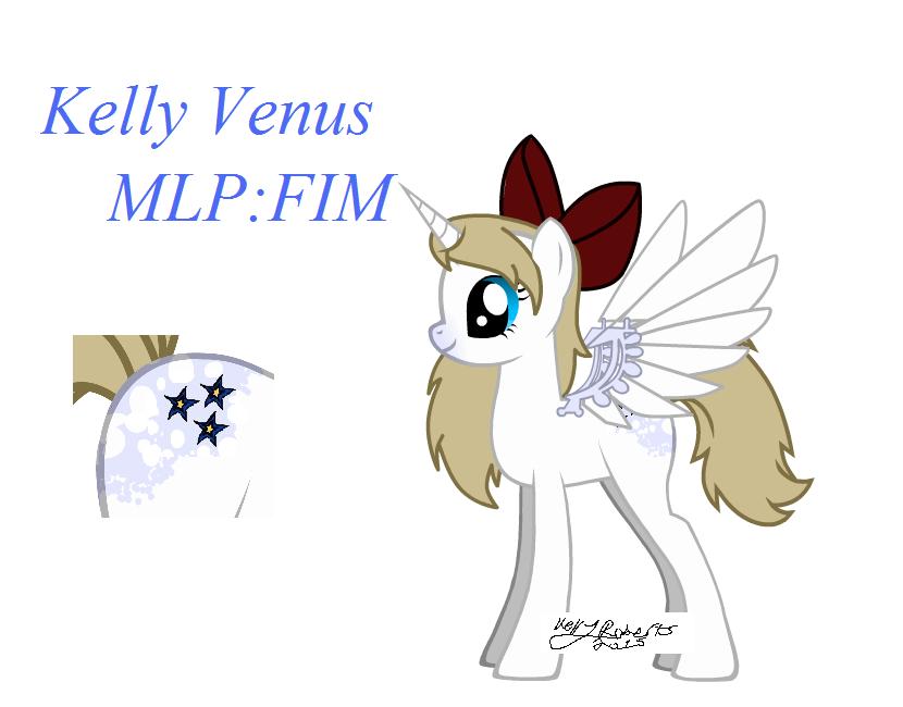 Daimond Venus Pony by KellyVenus