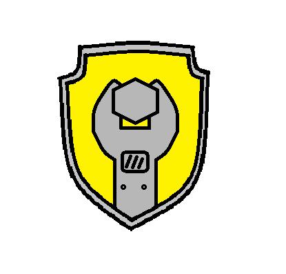 Paw Patrol Rubble Badge by Mastermaind000 on DeviantArt