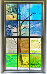 Imagine the Window by KurtBeard