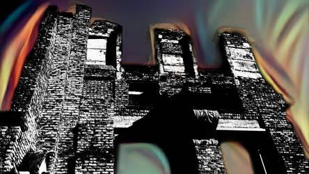 Dream Ruins of the St. Paul Building by KurtBeard
