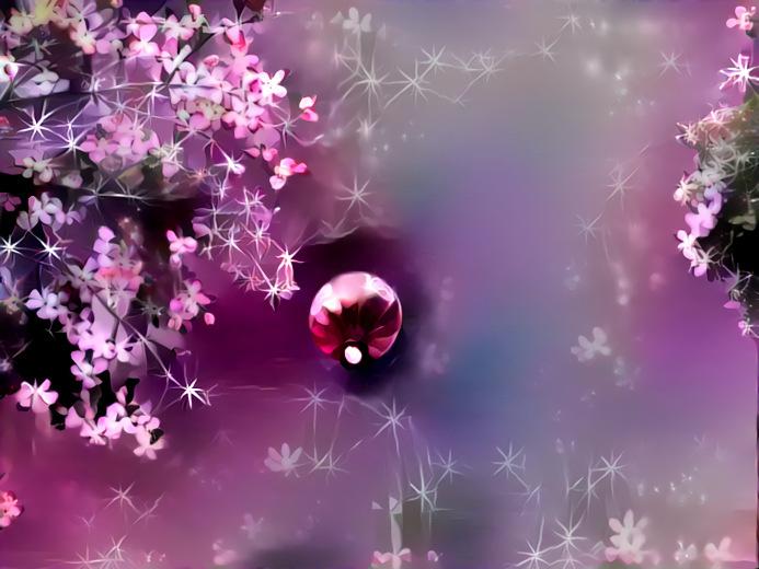 Flowers in the air by KurtBeard
