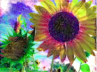 Bright Flower by KurtBeard