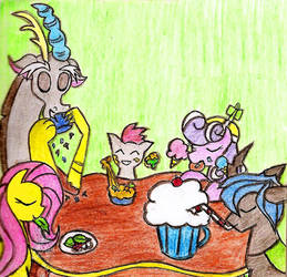 Son-In-Law of Discord: Chaotic Family Dinner by fanshipping713