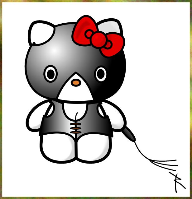 Hello Kitty Fetish 97