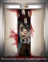 -Elevator- by LMPandora