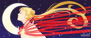 Sailor Moon: Moonlight Densetsu by LMPandora