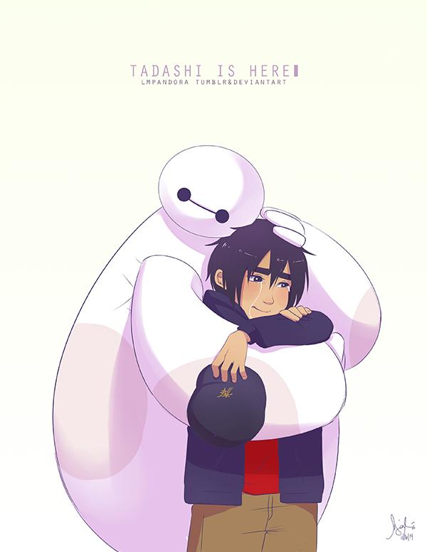 BH6: Tadashi is Here by LMPandora
