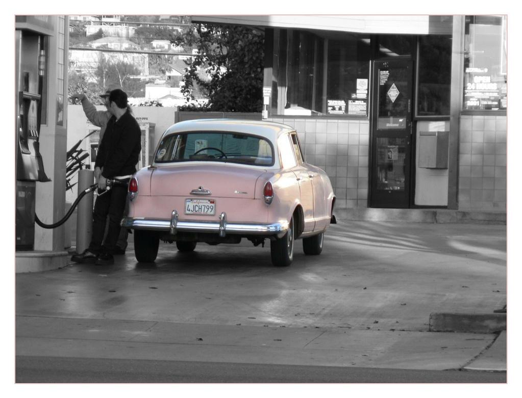 Pretty in Pink by Reizza