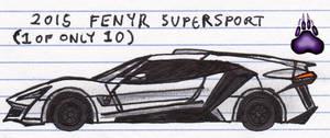 2015 Fenyr Supersport