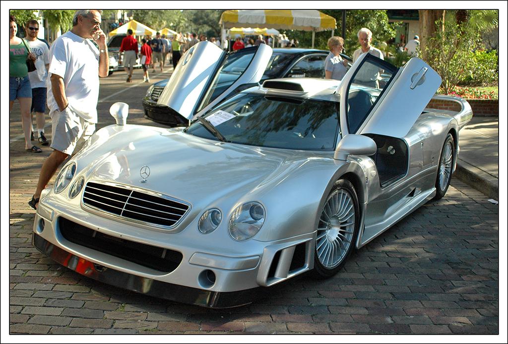 Winter park car show 13 mercedes clk gtr by scarcrow28 on deviantart - Mercedes car show ...