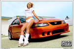 Saleen Wallpaper 03