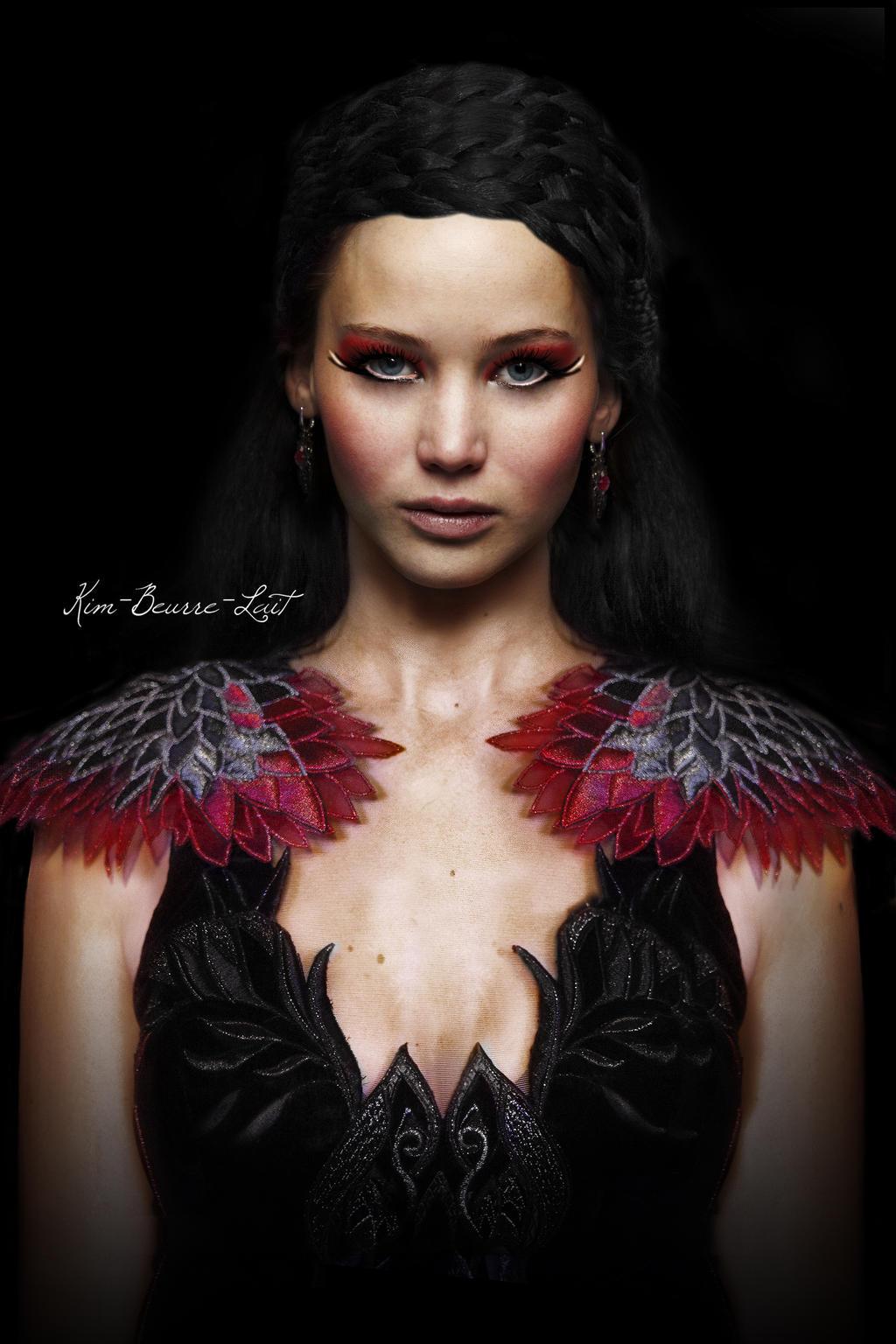 Katniss Everdeen - Capitole