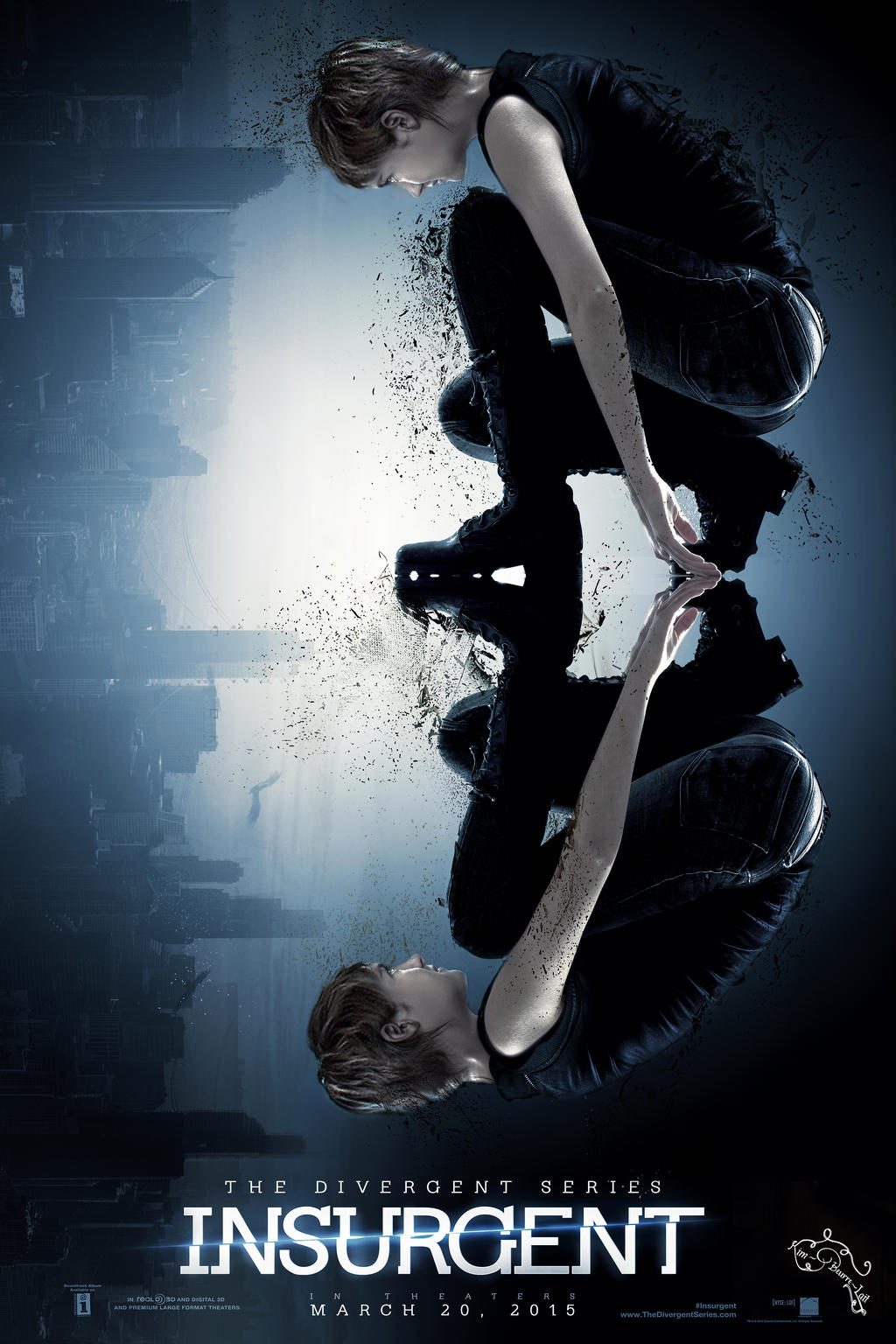 Insurgent Movie Poster | www.imgkid.com - The Image Kid ...