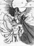 Superman Batman Wonder woman