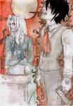 Alucard and Integra