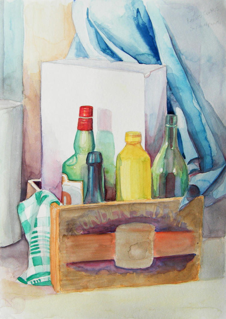 Still Life 1 by Breathe-by-Claire
