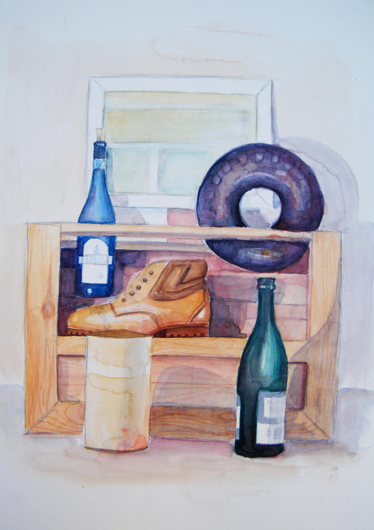 Still Life 2 by Breathe-by-Claire