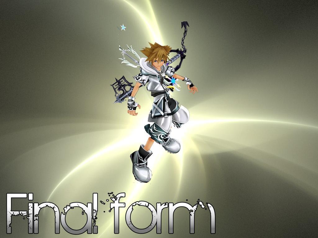 Kingdom Hearts final form sora by AdorableKitty08 on DeviantArt