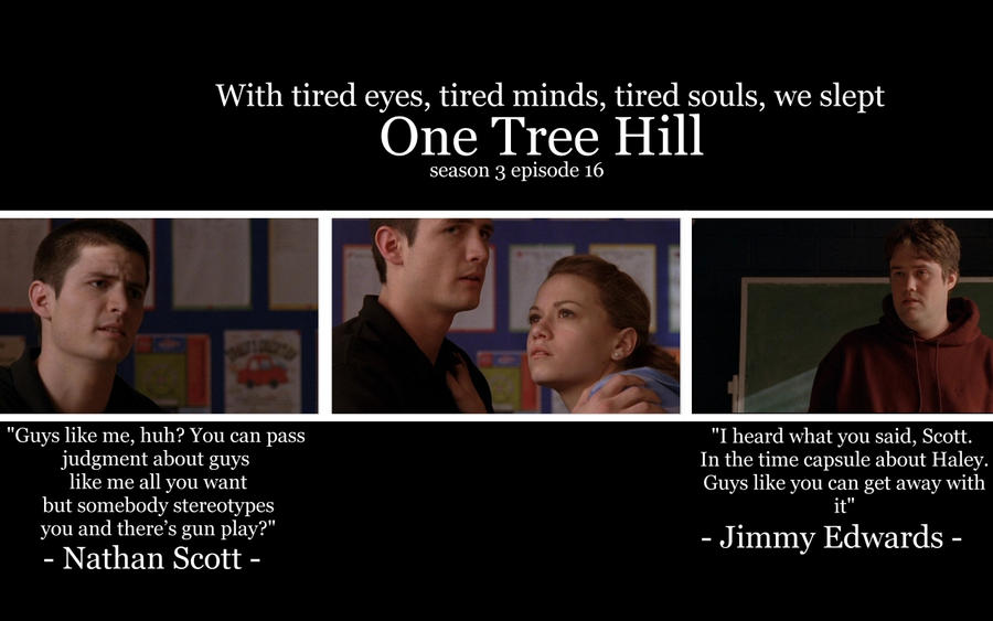 One Tree Hill Peyton Drawings They Are Not You One Tree Hill 316 -2- by