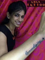 Menigful Tattoo by AMARTATTOO