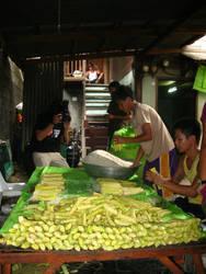 suman making by anniching