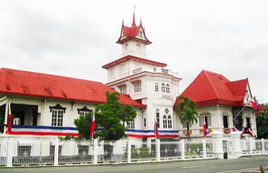 Aguinaldo Shrine by anniching