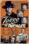 Zorro The Avenger Movie Poster