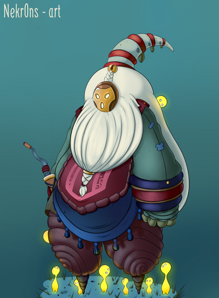 how to draw bard from league of legends