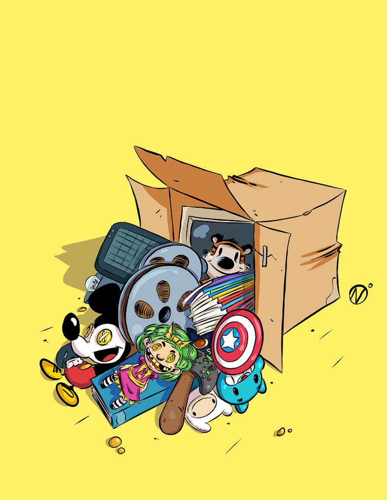 Inspiration box by Nekr0ns