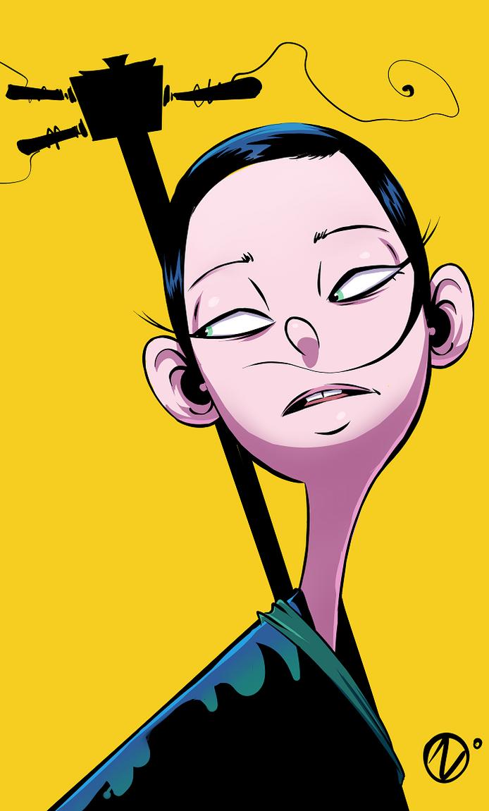 Random character by Nekr0ns