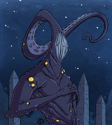 Nyarlathotep by Nekr0ns