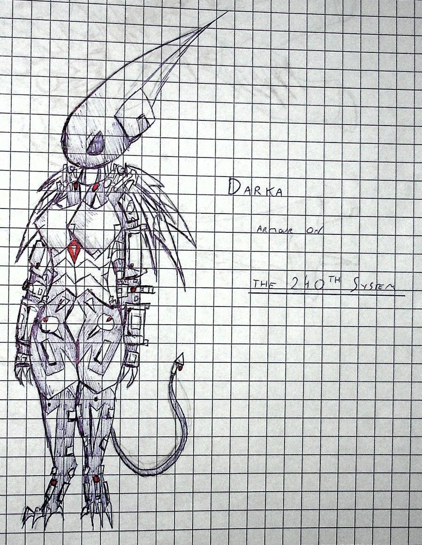 Darka by Toothless6reach