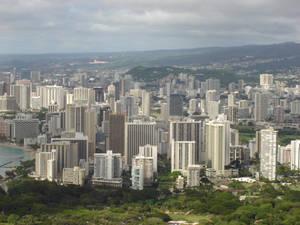 City Scape, Honolulu