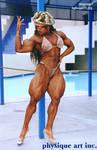 Betty Viana extreme legs pump