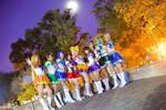 Eternals Sailor Senshis