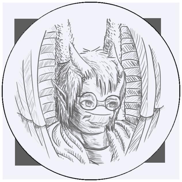 Lageron (Darkis) - Button design by firedragis