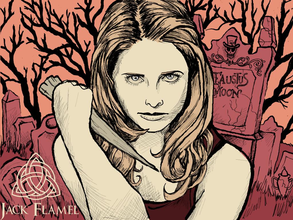 Buffy the Vampire Slayer: Framed Prints Redbubble