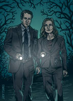 X Files 10 by aquiles-soir