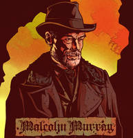 Sir Malcolm Murray by aquiles-soir