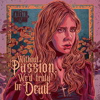 WITHOUT PASSION WE'D TRULY BE DEAD