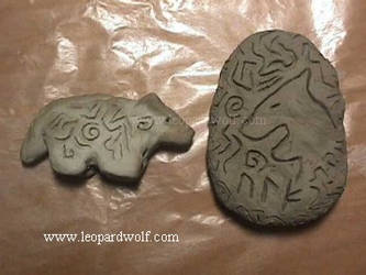 Sculpts For Kymba by leopardwolf