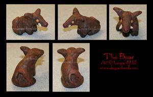 Little Boar Totem by leopardwolf