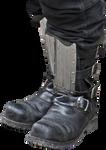 Black Boots Transparent Background